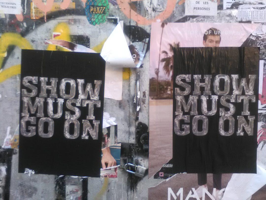 PEEP SHOW. Sobre el exhibicionismo en el espacio público.